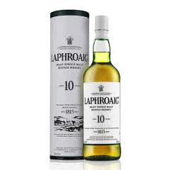 43°利富/拉弗格10年单一麦芽威士忌700mL