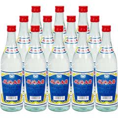 42°双沟大曲蓝标485ml(12瓶装)