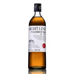nightline/夜线 威士忌洋酒烈酒鸡尾酒基酒 700mL送洋酒杯