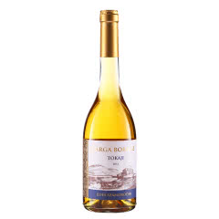 【中粮行货】匈牙利金月宫托卡伊贵腐甜白葡萄酒2013绍莫罗德尼500ml