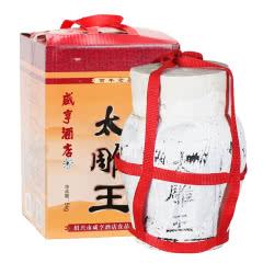 咸亨酒店5L坛装酒甜型绍兴黄酒十六醇太雕王