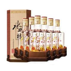 38° 水井坊 井台瓶 500ml*6瓶(整箱)