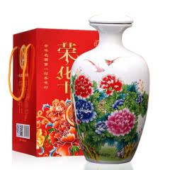 山西汾酒杏花村产地 53º荣华富贵清香型白酒1000ml*1瓶礼盒装