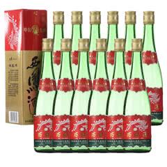 【老酒收藏酒】55°西凤酒(12瓶装)500ml (2011年)