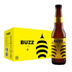 中国好精酿 国产蜂狂桂花蜂蜜艾尔啤酒BUZZ 330ml*24