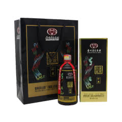 53度贵州茅台集团白金金质酒500ml单瓶装