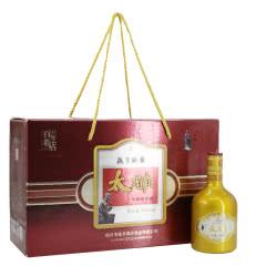 绍兴黄酒 14° 咸亨酒店太雕酒十年陈酿500ml*4瓶整箱价 半甜型黄酒