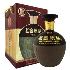 52°杜康老窖原浆陈坛浓香型白酒800ml