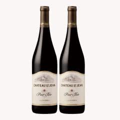 美国红酒原瓶进口圣让酒庄黑皮诺红葡萄酒750ml/瓶