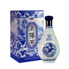52°浏阳河白酒 十里醇香475ml单瓶装