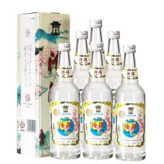 53°杏花村酒厂股份地球汾酒550ml(6瓶装)