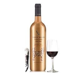 澳大利亚红酒纷赋狗年纪念版红葡萄酒750ml
