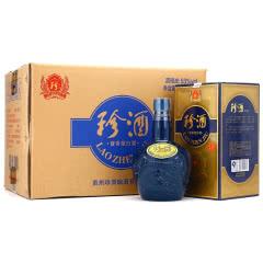 53°珍酒老珍酒贵州酱香型白酒整箱异地茅台送礼500ml(6瓶装)