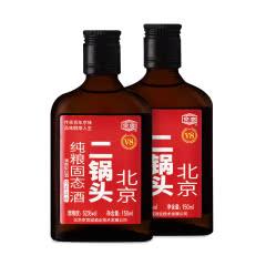 52°北京京宫 二锅头150ml (2瓶装)