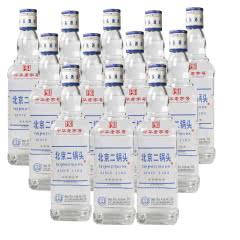 42度永丰牌北京二锅头白瓶500ml*12整箱装