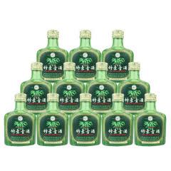 融汇老酒 竹叶青酒45度 125ml (12瓶装) 2003年