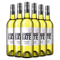 澳大利亚守望堡霞多丽白葡萄酒750ml*6整箱装