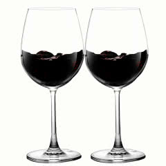 2支红酒杯