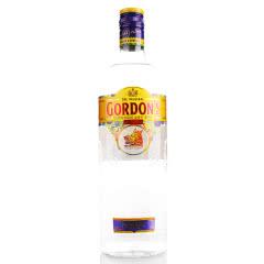 英国原瓶进口洋酒 Gordon's Gin哥顿特选干味伦敦金酒