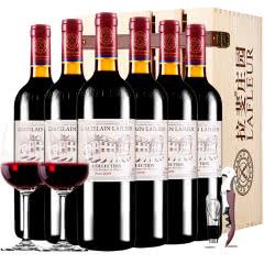 拉斐庄园2009珍酿原酒进口红酒典藏干红葡萄酒红酒整箱红酒礼盒装750ml*6