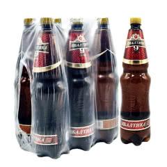 俄罗斯进口波罗的海大桶装啤酒 9号烈性啤酒 1350ml*6