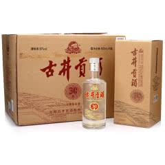 50°古井贡酒 30窖龄  500ml(6瓶装)