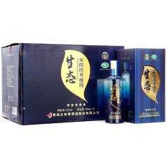 52°天佑德青稞酒生态五星清香型白酒500ml*6