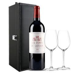 拉图副牌/小拉图干红葡萄酒 1855梅多克列级庄 一级庄  副牌 2008年 750ml