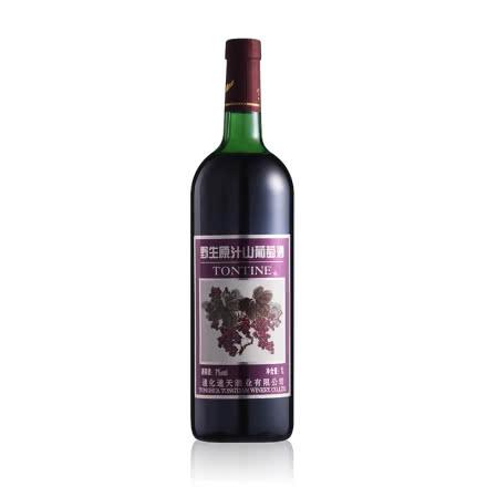 8°通天野生原汁山葡萄酒1000ml