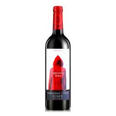 西班牙小红帽干红葡萄酒750ml