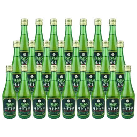 老酒 45º竹叶青酒250ml (24瓶装)2009年