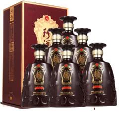 53°珍酒(2014年老酒)窖藏1985 贵州酱香型白酒 易地茅台酒  500ml*6