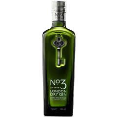 46°英国英伦三号 伦敦 干金酒 LONDON N°3 DRY GIN 原装进口700ml