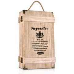 洛伊斯达双支木盒