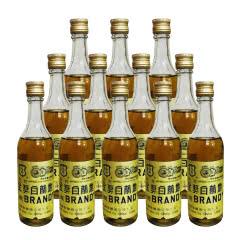 老酒 40°张裕金奖白兰地180ml(12瓶装)1996年