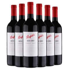 奔富(Penfolds) 澳洲红酒 Bin389 赤霞珠设拉子红葡萄酒750ml整箱六支装