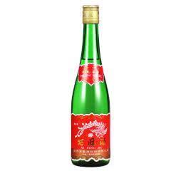 55°西凤酒绿瓶高脖西凤白酒 电商版 裸瓶单瓶500ml