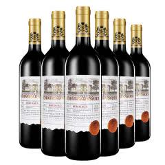 法国原瓶进口罗蒂庄园帕桐干红葡萄酒整箱装750ml*6