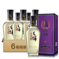 45°劲牌 毛铺苦荞酒紫荞 500ml(6 瓶装)