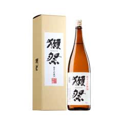 16°獭祭纯米大吟酿50清酒1800ml