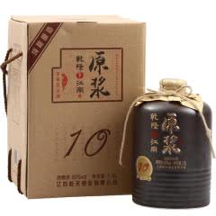 60°乾隆下江南原浆10浓香型白酒1.5L