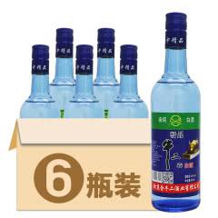 42°牛二犇浓香型白酒500ml*6瓶 口粮酒