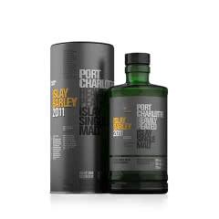 50°英国波夏艾雷岛大麦2011年单一麦芽苏格兰威士忌700ml