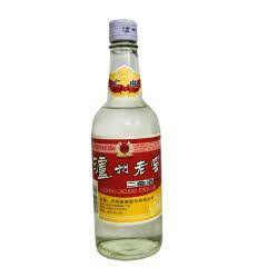 老酒 53泸州老窖二曲酒500ml (2006年)