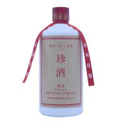 53°珍酒老藏品 贵州酱香型白酒 易地茅台酒 固态纯粮 500ml
