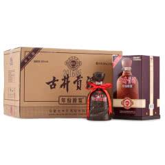 45°古井贡酒年份原浆献礼版口感浓香型(新老包装随机发货)500ml*6瓶