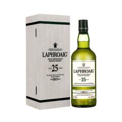 48.6°利富拉弗格25年单一麦芽威士忌700ml