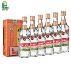 50度伊力特曲250ml*12瓶整箱装白酒小酒版浓香口粮酒