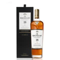 40°英国麦卡伦18年单一麦芽威士忌700ml