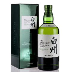 43°日本白洲威士忌洋酒700ml